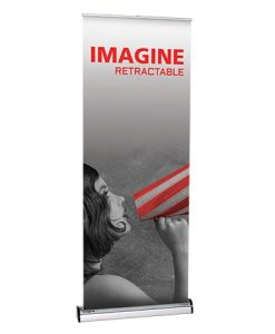 Imagine Banner Stands - Retractable Trade Show Banner Displays