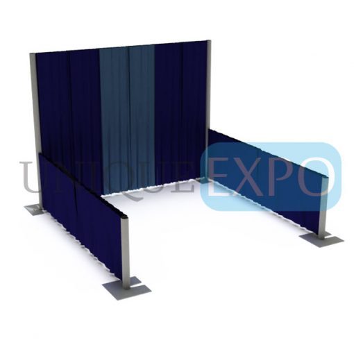One Booth Wall Kit