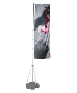 Wind Dancer LT Outdoor Banner Flag