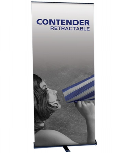 contendermega retractable banner stands