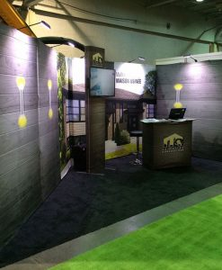 Xtension Lightweight Pop-Up Display for Trade Shows