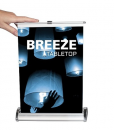 breeze retractable tabletop stand
