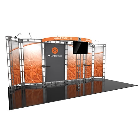 Antares Truss System for Lighting and Staging Displays - 10 x 20