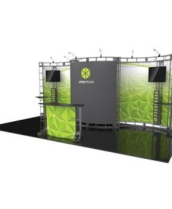 Apex Truss System for Staging and Lighting Displays - 10 x 20