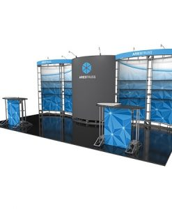 Aries Truss System - 10 x 20 Staging and Lighting Display