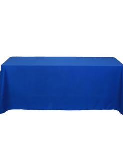 Blank Table Throw