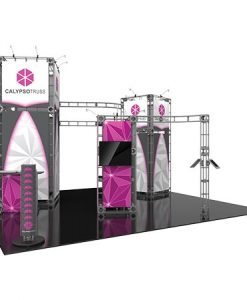 Calypso Truss System for Staging and Lighting Displays - 20 x 20