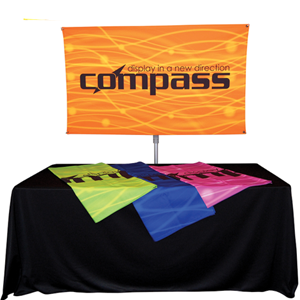 Compass Stand Alone Banner