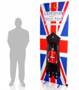 Courier Stand Alone Banner
