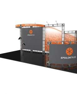 Epsilon Truss System -10 x 20 Staging and Lighting Display