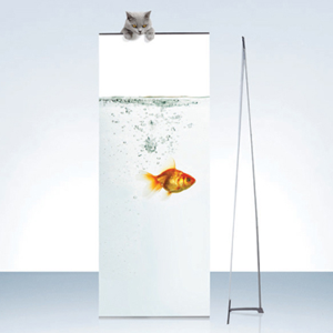 Expolinc 4 Screen Classic Stand Alone Banner