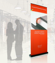 M2 Retractable Banner Stand