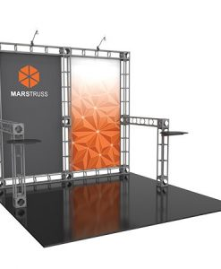 Mars Truss System - 10 x 10 Staging and Lighting Display