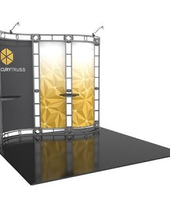 Mercury Tress System - 10 x 10 Lighting and Staging Display