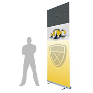 MediaScreen XL Retractable Banner Stand