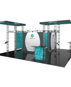 Onyx Truss System - 10 x 20 Staging and Lighting Display