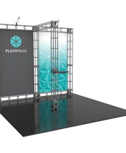 Pluto Truss System - 10 x 10 Staging and Lighting Display