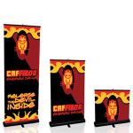 QuickScreen 1 Retractable Banner Stand