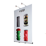 Spennare Roll Up S10 Wide Retractable Banner Stand