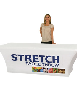 Stretch Table Throw