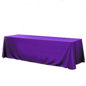 Table Throw Blanks