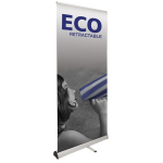 Eco Retractable Banner Stand