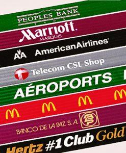 Custom Retractable Belts for Queue Line Marketing
