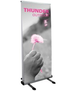 Thunder Outdoor Event Banner