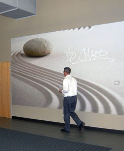 TacTac Peel and Stick Removable and Repositionable Wall Graphics for Custom Temporary Wall Displays